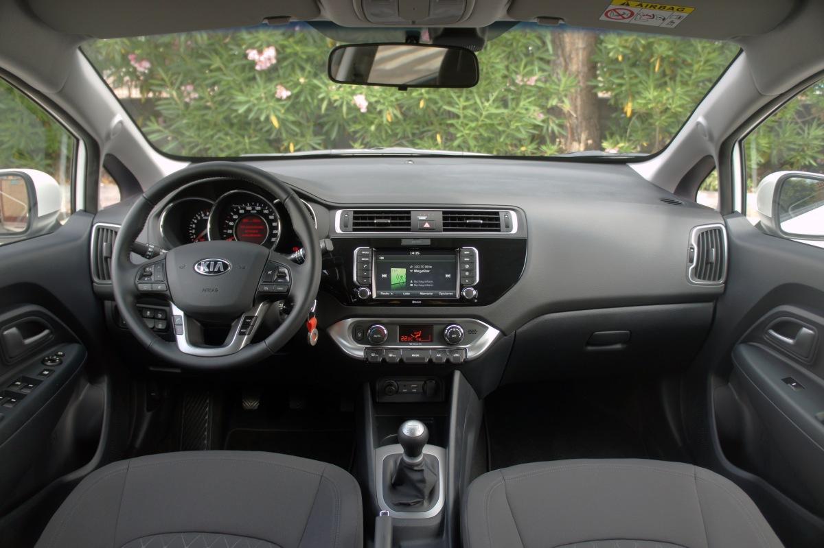 Prueba Kia Rio 1.2 CVVT 84 CV X-Tech: Racional, económico ...