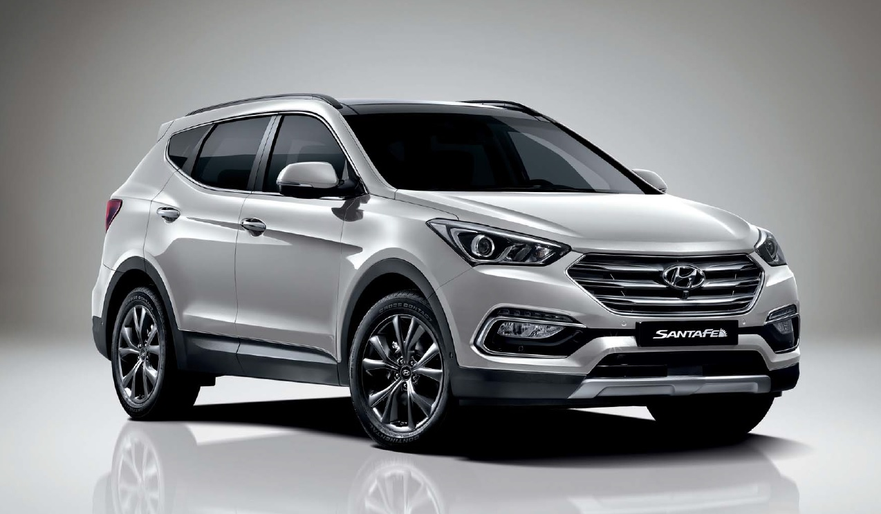 Nuevo Hyundai Santa Fe 2016 Con Cambios Est 233 Ticos Y Mec 225 Nicos