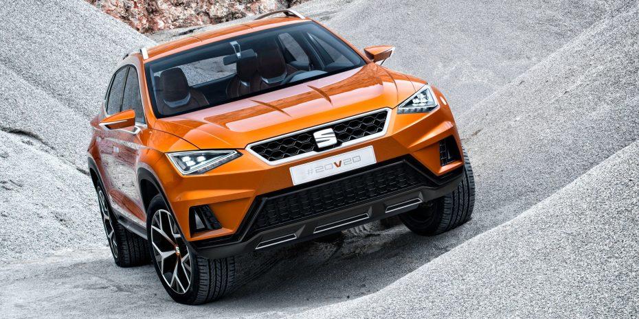 SEAT podría ser la primera firma en VAG en lanzar un B-SUV: Antes llegará el compacto