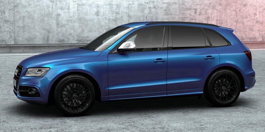 Audi presenta el SQ5 Competition: 326 CV de ¿deportividad diésel?