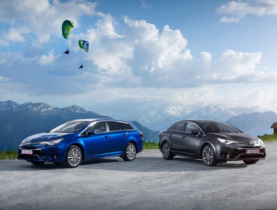 Todos los precios del renovado Toyota Avensis: Más equipamiento y motores BMW desde 20.990 €
