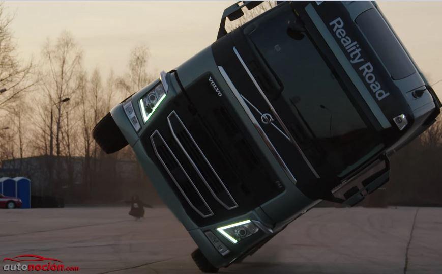 Volvo Trucks está preparando una nueva locura ¿De qué se tratará?