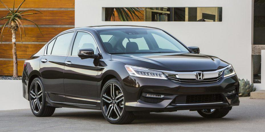 Ligera actualización para el Honda Accord estadounidense: Más agresividad para la berlina media