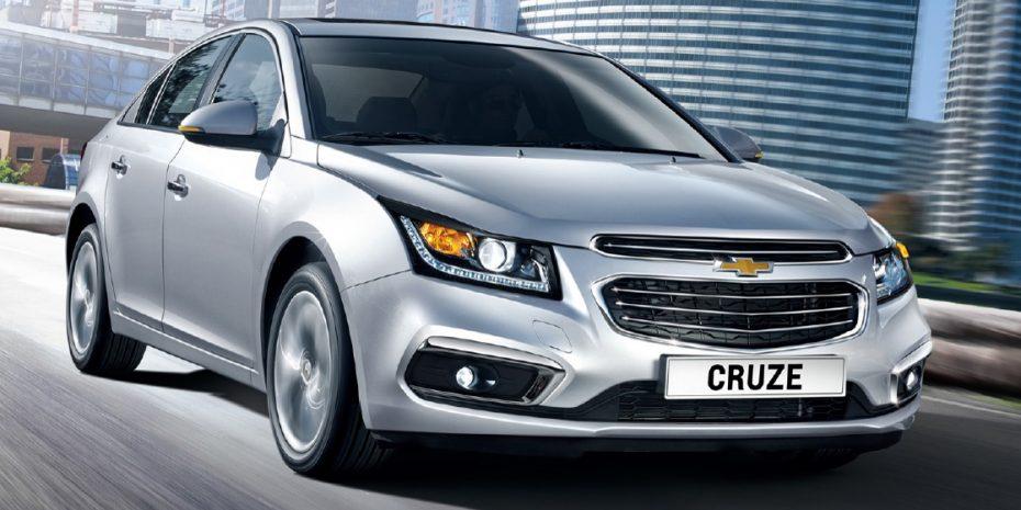 Chevrolet presenta en Corea del Sur otra actualización del Cruze: No lo verás por Europa