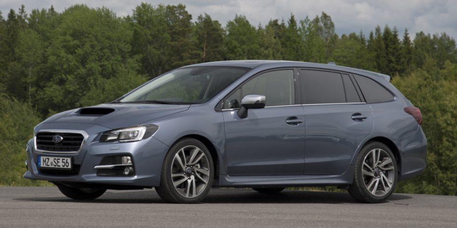 El Subaru Levorg ya tiene precio en Alemania: Tres versiones y un único motor de gasolina