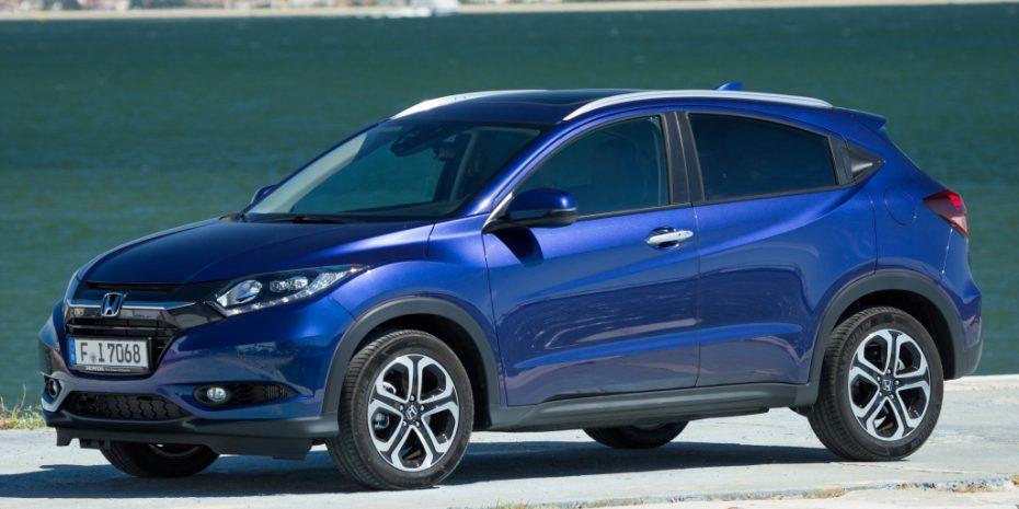 El Honda HR-V ya tiene precios en Italia: Ataca directamente al Mazda CX-3, más caro que sus rivales europeos