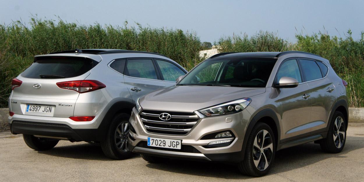 Contacto Hyundai Tucson: El crossover compacto se pone las pilas conservando sus buenos precios