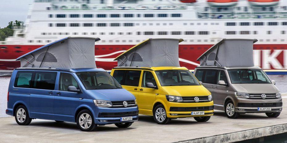 Ya a la venta el nuevo Volkswagen California: Práctico, viajero y molón