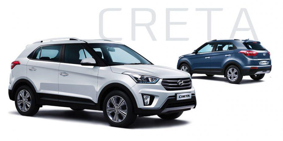Nuevos detalles e imágenes del Hyundai Creta: Así es por dentro y su oferta mecánica