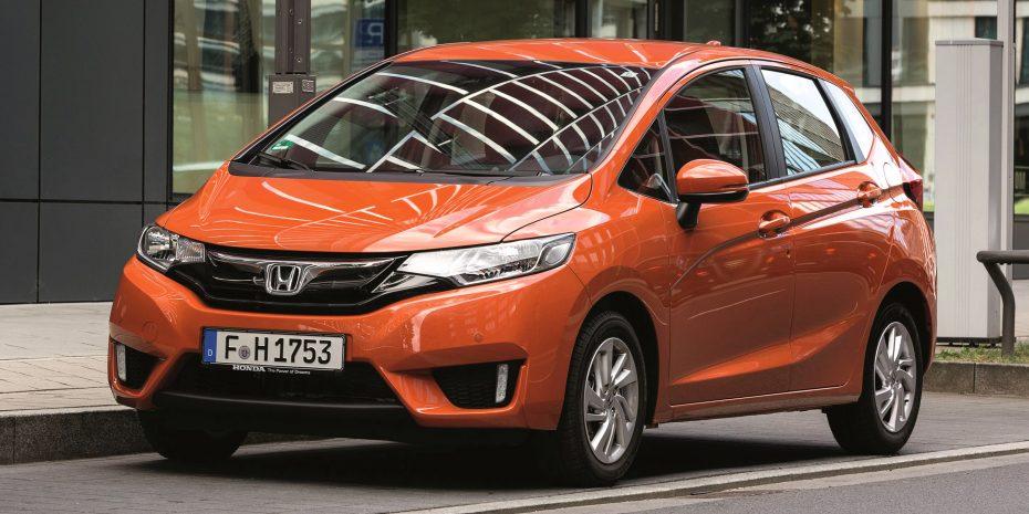 Todas las fotos del renovado Honda Jazz para Europa: Llegará en septiembre sin diésel ni híbrido