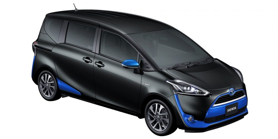 Nuevo Toyota Sienta exclusivo para Japón: Raro, raro, raro