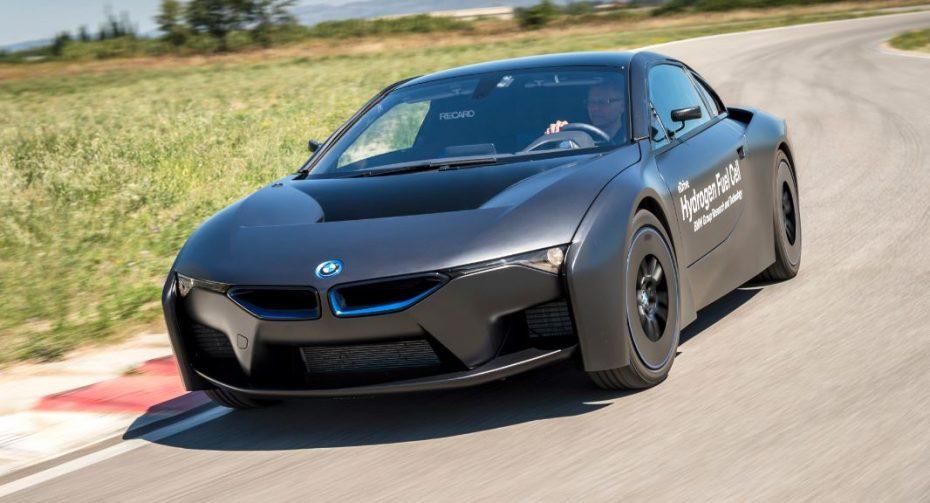 BMW retoma el sistema de propulsión de pila de combustible por hidrógeno