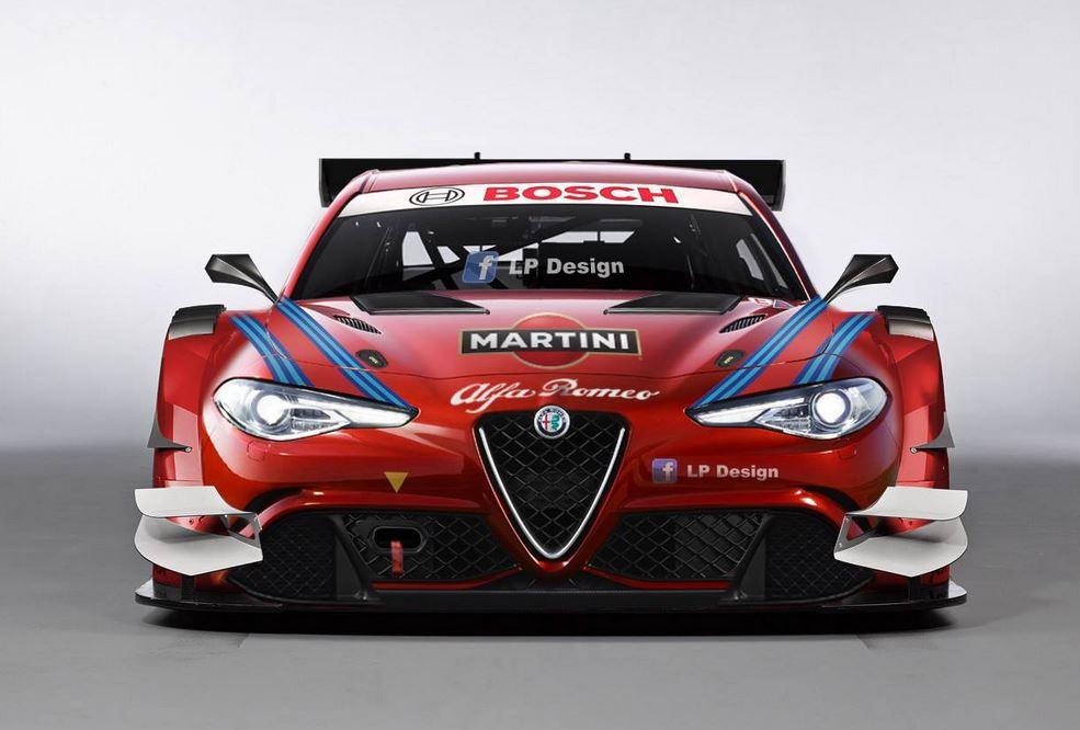 ¿Te imaginas al Alfa Romeo Giulia en la competición?: Pues ya hay quien lo ha hecho…