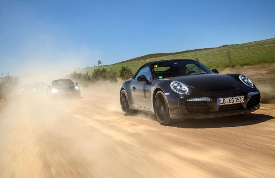 Porsche nos muestra al renovado 911: No esperes muchos cambios estéticos, es un icono…