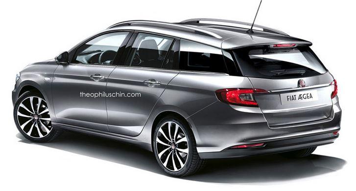 No se llamará Fiat Ægea pero sí que tendrá una variante familiar y una hatchback