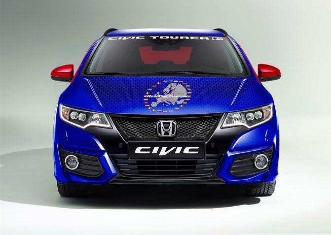 Nuevo Record Guinness: Honda logra el consumo medio demostrado más bajo con 2,35 litros a los 100 km