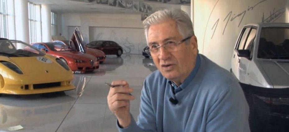 Giorgetto Giugiaro se retira: Una gran pérdida para el diseño del automóvil