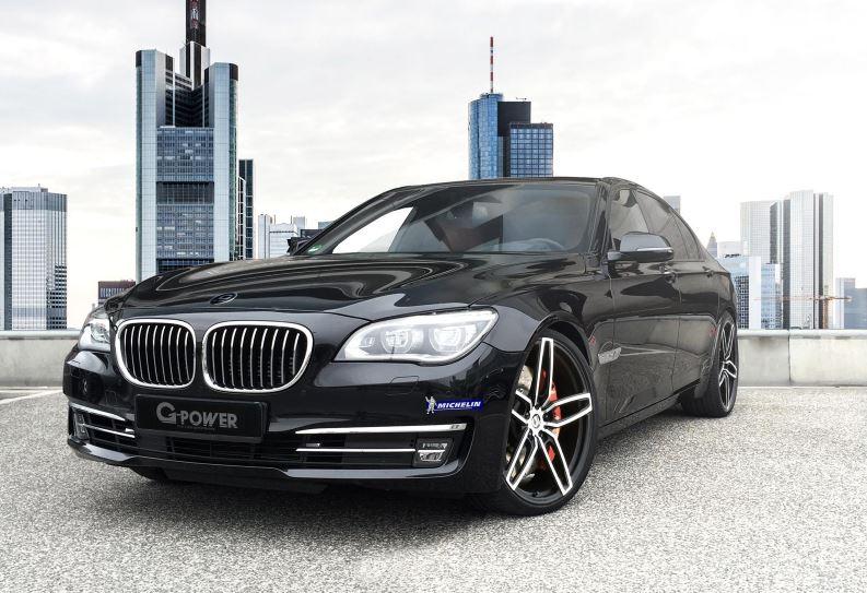 G-POWER nos muestra el 760i F01: Si fuese un BMW de serie podría ser un M7