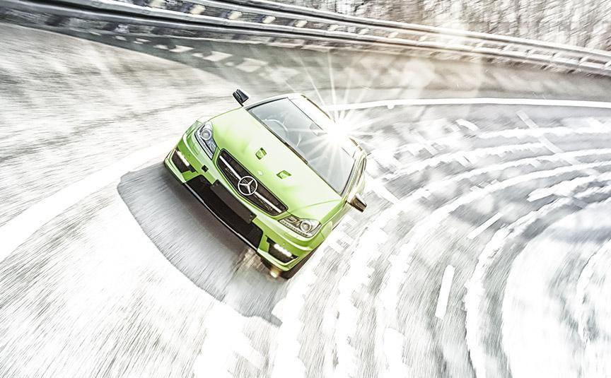 Mercedes C63 AMG Coupé Legacy Edition: La extinción de la aspiración natural continúa