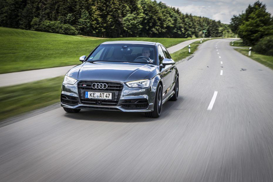 El S3 supera al RS3 en cifras gracias a ABT: ¡400 CV para todas las versiones!