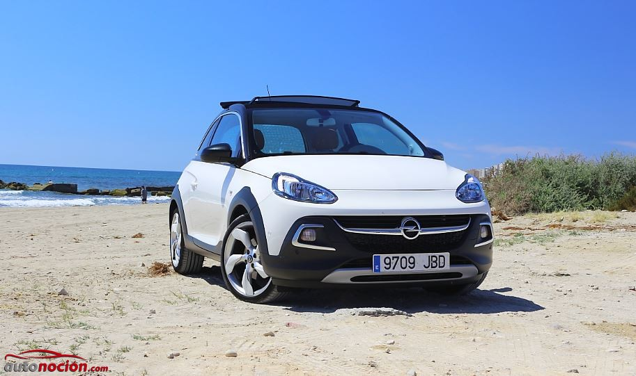 Prueba Opel ADAM ROCKS 1.0 Gasolina 12V 115 CV: Duro por fuera, elegante por dentro