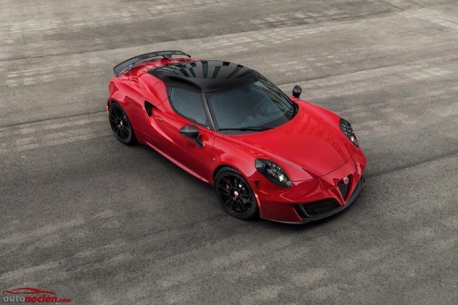 Así luce 'El Centurión', probablemente el Alfa Romeo 4C más radical que existe sobre la faz de la Tierra