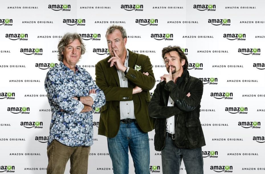 ¡Es oficial! Hay vida más allá de Top Gear: Clarkson, May y Hammond volverán a hacer de las suyas en 2016