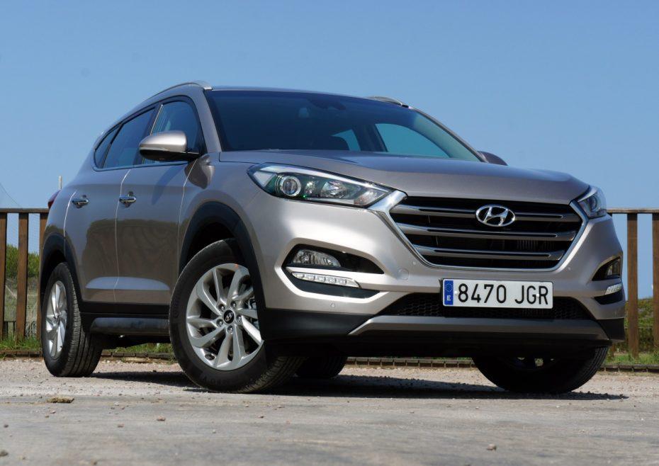 Ventas abril 2016, España: El Hyundai Tucson adelanta al Qashqai