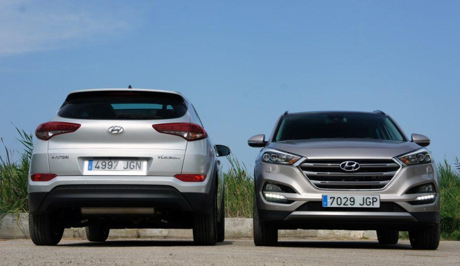 Ya a la venta el Hyundai Tucson 1.7 CRDi 141 CV: Sólo con cambio de doble embrague