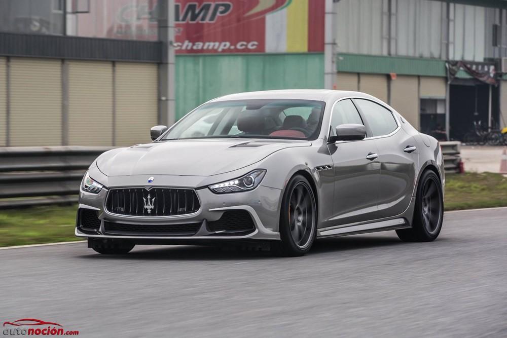 ASPEC Maserati Ghibli: porque una lujosa berlina también puede ser agresiva e imponente