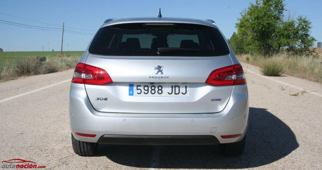 Peugeot 308 SW BlueHDI 14