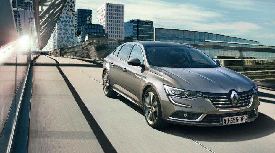 Renault TALISMAN: Así es la nueva gran berlina de Renault que llega para liderar
