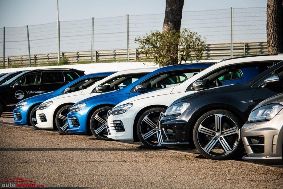 Volkswagen Race Tour 2015: El 'todo en 1' de la Volkswagen Driving Experience