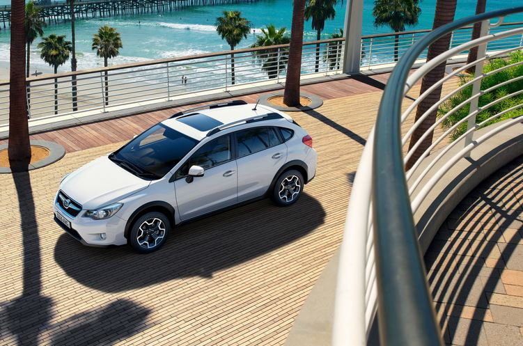 Subaru XV MY 2016: Comportamiento revisado y más equipamiento integrado