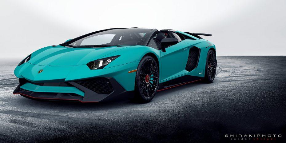 Saluda al nuevo Lamborghini Aventador LP750-4 Superveloce Roadster: Primeras imágenes y datos
