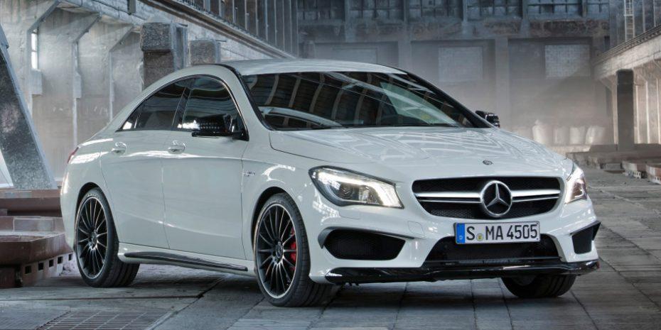 El Mercedes-AMG CLA 45 4Matic con sus 381 CV ya tiene precio: Disponible desde 63.150 €