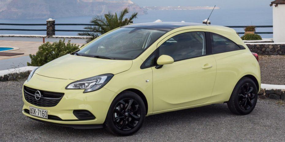 """Un poco de alegría estética para el Opel Corsa: Regresa la terminación """"Color Edition"""""""