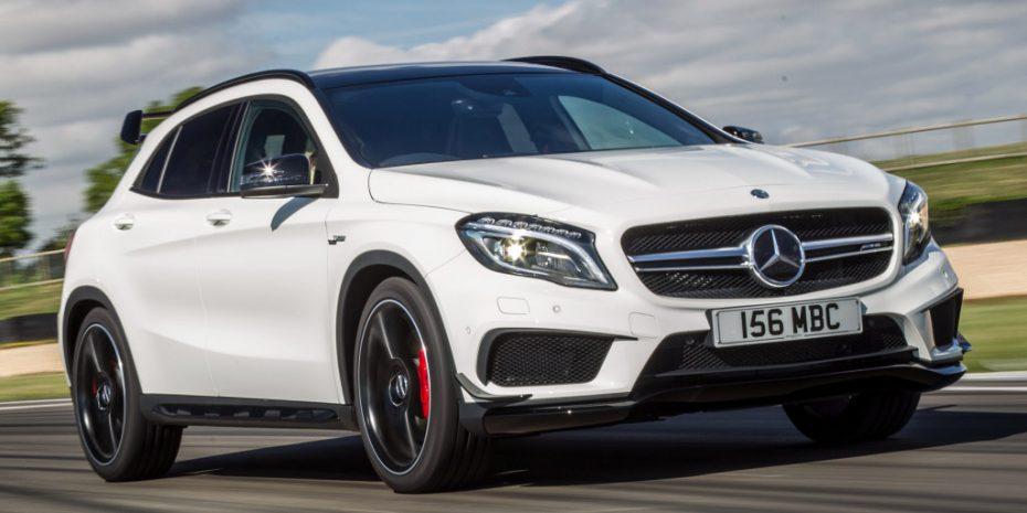 Todos los precios de la actualizada gama Mercedes GLA: Diminutos cambios y hasta 381 CV de potencia