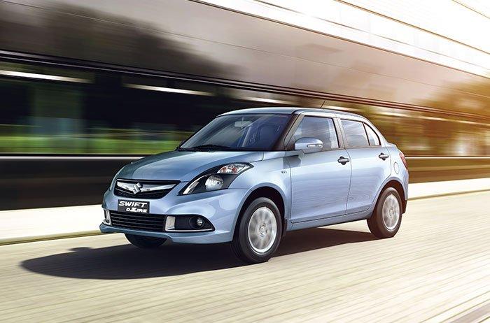 El Suzuki DZire se pone al día: El Swift Sedán gana empaque y más equipamiento