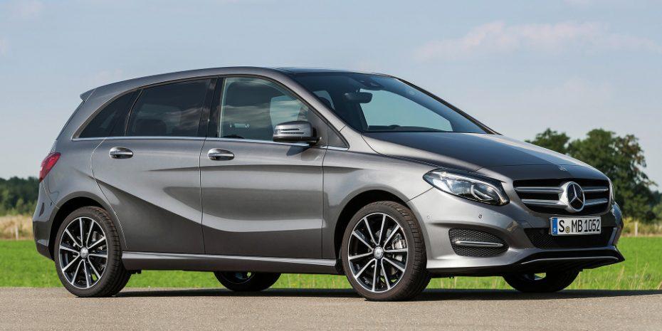 Ya puedes reservar el renovado Mercedes Clase B: Ligeros cambios en la gama del monovolumen