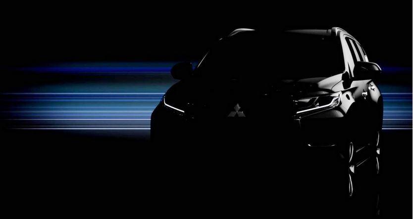 Mitsubishi Montero Sport: Primer teaser oficial para el modelo que continuará con el éxito de la marca