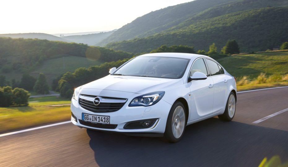 Dos nuevos diésel para el Opel Insignia: El 1.6 CDTI llega a la berlina media