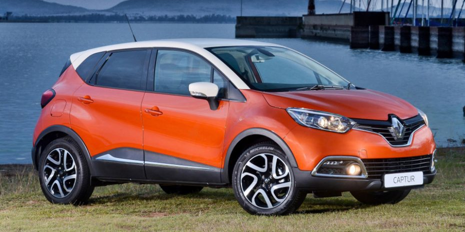 En junio el VW Golf mantuvo su liderato en Europa; Renault Captur y VW Passat de nuevo en el Top10