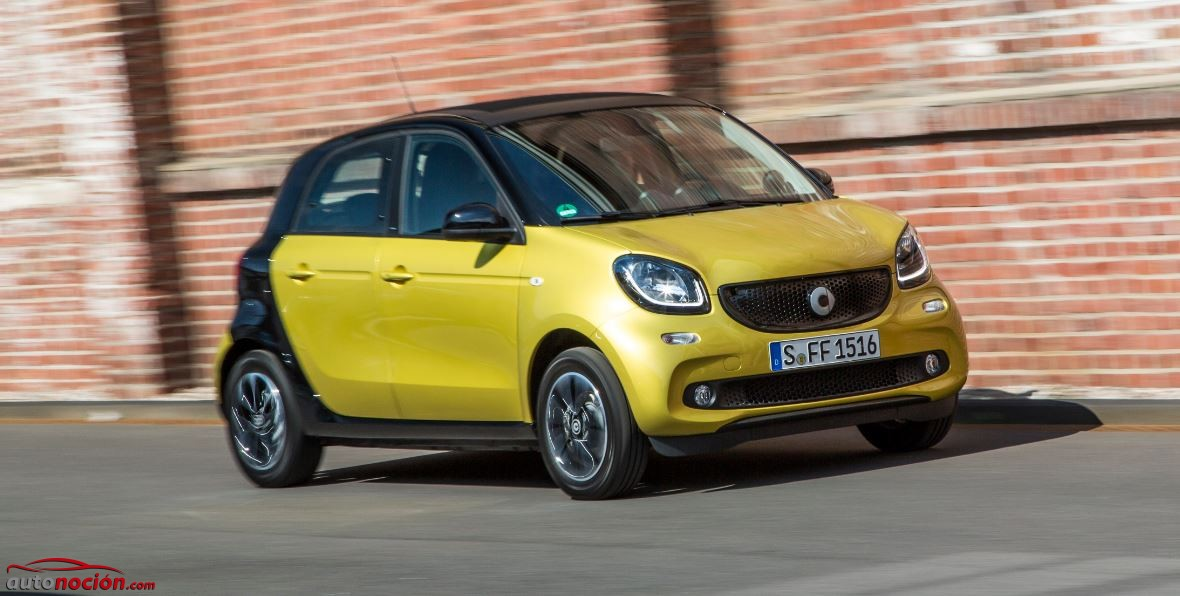 smart forfour 46