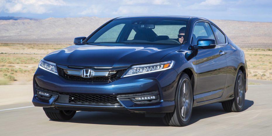 Todas las fotos del renovado Honda Accord Coupé: No lo verás en Europa, al menos oficialmente