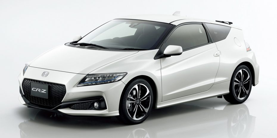Aquí está el renovado Honda CR-Z que por desgracia no verás en Europa: De momento sólo para Japón