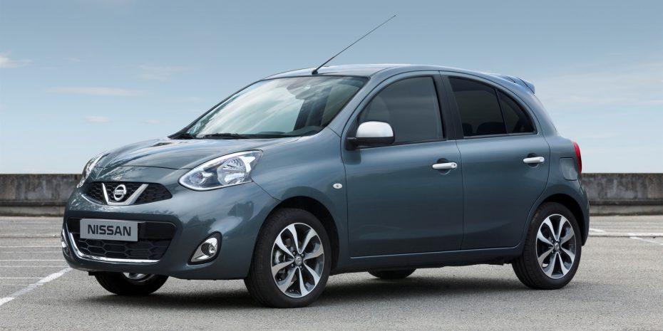 Ligeros cambios para el Nissan Micra: Ahora un poco menos feo