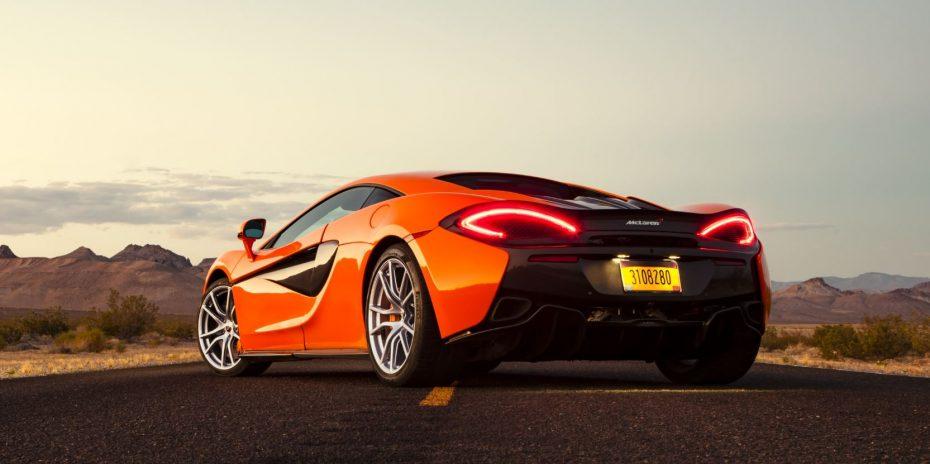 McLaren ultima los detalles del 570S Coupé: Preparándose para su primer modelo de volumen