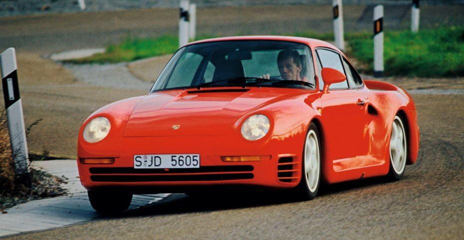 El Porsche 959 cumple 30 años: Una base tecnológica avanzada para su época