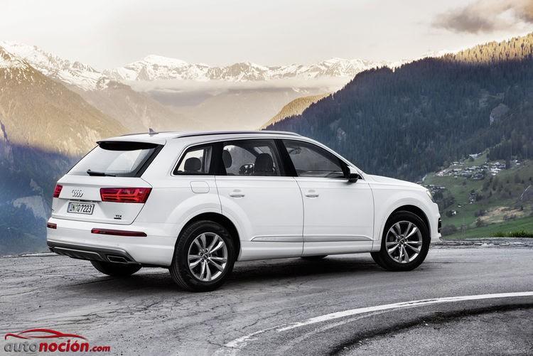 Audi Q7 Ultra 3.0 TDI quattro: altas dosis de eficiencia sin renunciar al rendimiento
